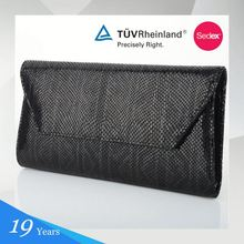 With Custom Sizes Lowest Cost Leather Quilted Bag
