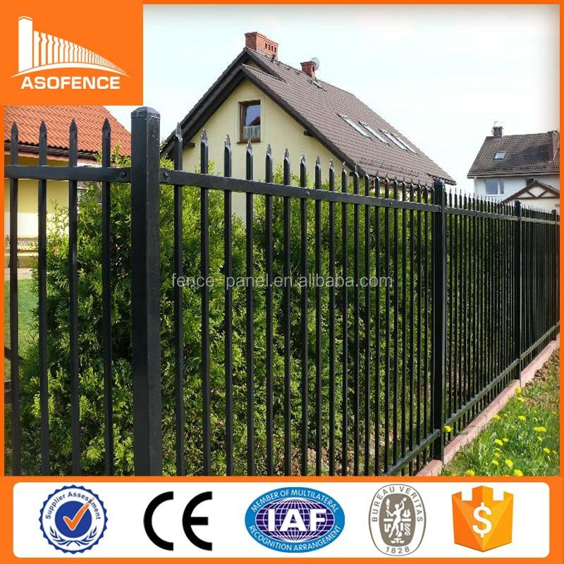 American Wholesale Cheap Galvanized No Dig Fence Buy No