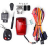 waterproof mini motorcycle tracker gps304B with remote controller ,SOS Alert ,relay to Close Engine gps304B