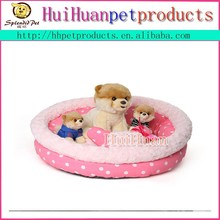 China Supplier Small MOQ Wholesale Pet Products Pet Dog Bed