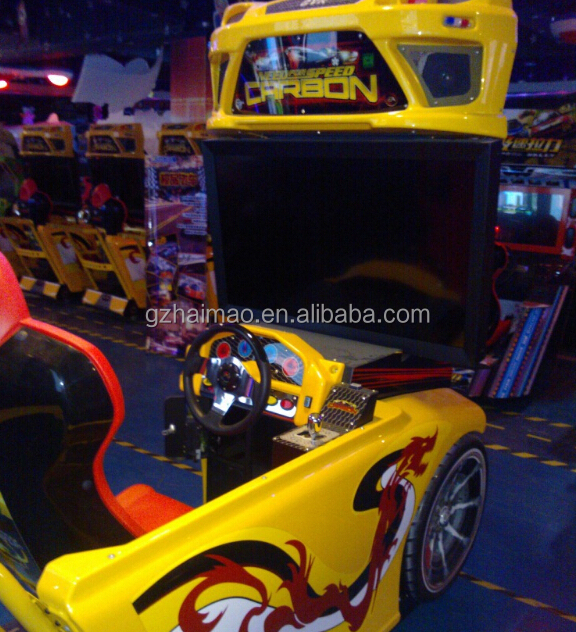Hm D07 Crazy Games 2d Driving Simulator 42 Inch Need For