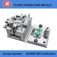 Manufacturer for plastic injection moulding with CNC