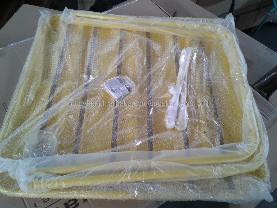 42 인치 원형 금속 메쉬 파티오 테이블은 중국에서 만든-금속 ...