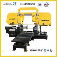 Cast iron cutting machine, cnc bandsawmetal cutting machine