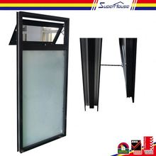 decorative wrought iron window grill comply with AS2047 made by China supplier