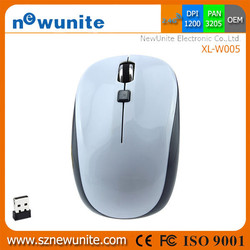 New brands computer accessories 2.4g wireess optical mouse