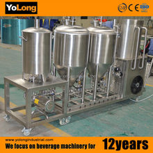 Home beer filtration system micro brewery plant