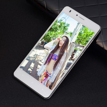 Android smart Phone 5.5 Inch Screen MTK6572 Dual core WCDMA GPS Dual SIM 5MP Camera 3G mobile Phone