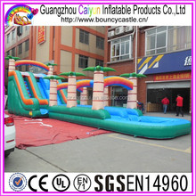 Top Selling Hippo Inflatable Water Slide