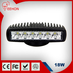 """6"""" LED driving light 18W led work lights for truck offroad ATV 4X4 4WD"""