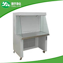 Durable clean bench for school lab institution with superior HEPA and fan