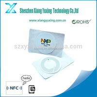125khz / 13.56mhz / 860-960mhz industrial rfid tag for item identity tracking