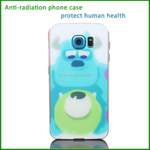 anti-radiation bumper bling mobile phone cover case