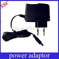 12v 20w ac power supply with EU plug and GS CE compliance