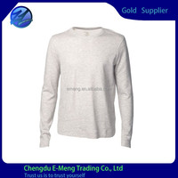 Long Sleeves High Quality Famous Brand Name T shirts for Men
