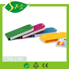 5pcs in 1 multifunctional highted pen in good quality promotional pen for gifts