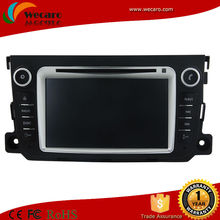 Wecaro Android Car Dvd Gps Navigation For Smart Fortwo With 3G Wifi Navigation,ipod,stereo,radio,usb,BT