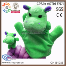 Toys wholesale from China hand puppet for adult