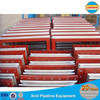 High temperature resistant rectangular expansion joint for pump and corrugation expansion joint