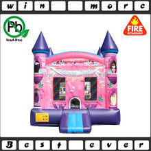 inflatable castle for princess, new inflatable bouncer design, commercial inflatable bouncer for sale