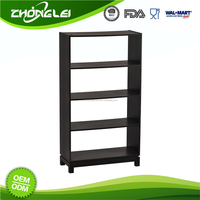 High Standard Simple Style BSCI Approved Factory Kitchen Cabinet Shelf Edge