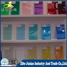 china boa qualidade de vidro laminado portas de vidro decorativo