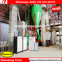 high capacity&low cost low price full automatic plaster of paris machine
