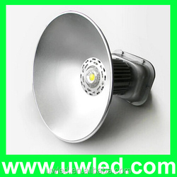 5 years warranty meanwell LED driver+ bridgelux 50-200w LED high bay Light industrial lamp