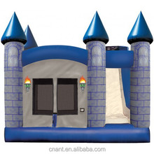 Rocket combo games inflatable bouncer combo for new