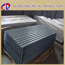 Roofing Curved Corrugated Sheet Steel With High Quality