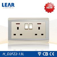 Multifunctional 5 amp socket
