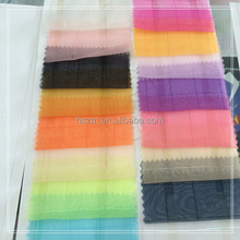 organza fabric wedding decoration China supplier