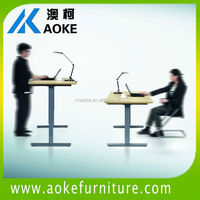 Winding Handle Height Adjustable Table & Desk Frames Only