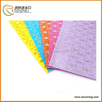 OEM any color any pattern logo printed EVA foam wholesale for crafts