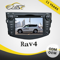 Special GPS Car DVD For Toyota RAV4 2008-2011 Radio Audio System With Bluetooth/ USB/ SD Card/ Rear-view Camera