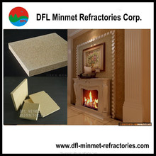 vermiculite plate / vermiculite insulating fire board