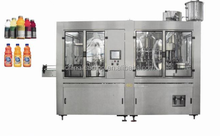 Liquid Filling Machine 3in1 / Bottle washing filling capping machine