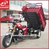 Motorcycle Cargo Trailer Factory Wholesale 3 Wheel Tricycle Electric Tricycle for Adults