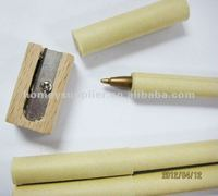 Eco friendly recycled paper ballpoint pen item no.1734