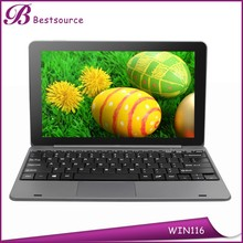 Computer tablet 11.6 inch Baytrail-T-CR Z3735F Quad-core 1.33GHz 1336*768 IPS screen with 6000mah battery China tablet supplier