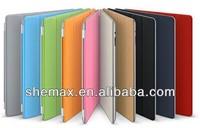 10 PCS For iPad 5 iPad Mini 2 Single Smart Cover 3 Folio case