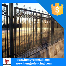 Professional Factory Directly Supply Iron Gate And Fence/Fence Gate/Fencing And Gates
