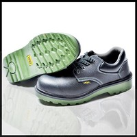 Top Quality Low Cut CE Industrial Steel Toe Safety Shoe Malaysia