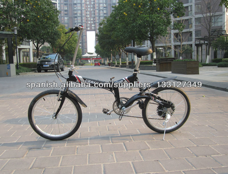 20 pulgadas barato Mini Cooper encantador Strida bicicleta plegable