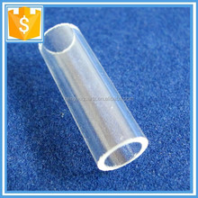 Quartz tubes with very high melting point