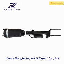 Front air suspension shock absorber for Mercedes car spare parts with low price 2015