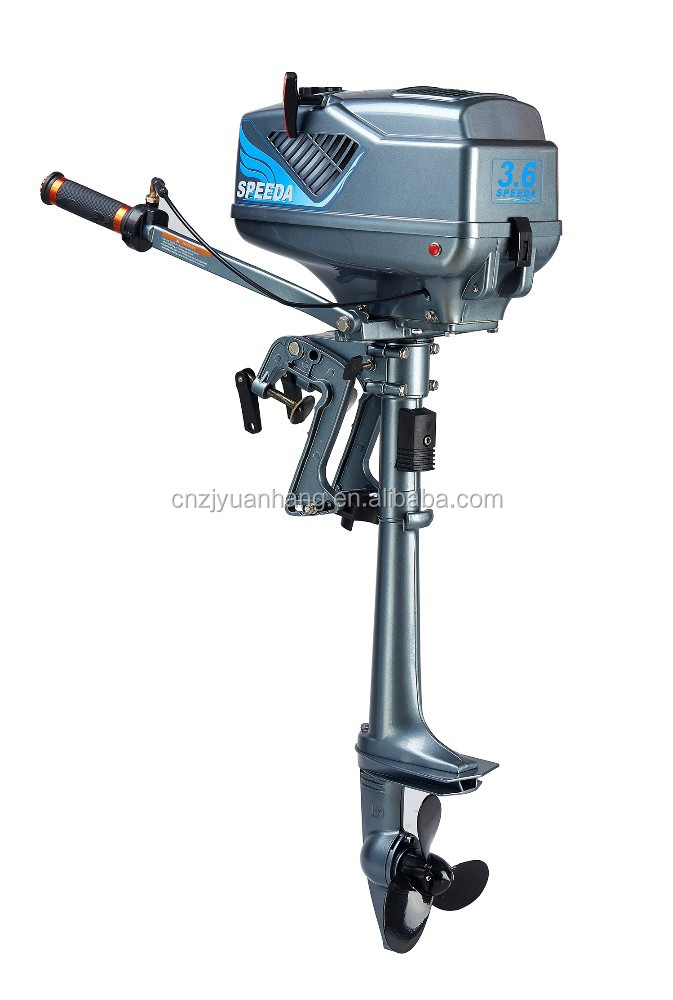 New 2 Stroke Small Boat Engine Outboard Buy Petrol