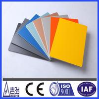 Building Construction Material Aluminium Composite Panel Aluminum Cladding sheet