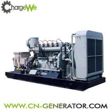 2015 Hot Sale! Jinan ChargeWe 20kw-600kw Biomass Power Station Electricity Generator
