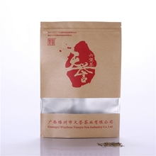 New Products plastic lined kraft paper bag